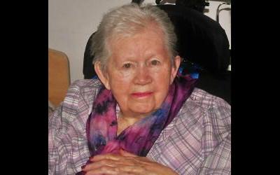 Calixa-Lavallée: un dernier hommage à Mme Céline Palardy (née Jacques)