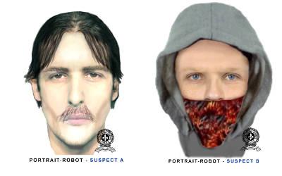 Vols qualifiés sur personne: suspects à identifier