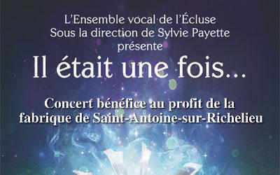Saint-Antoine-sur-Richelieu: un concert au profit de la fabrique