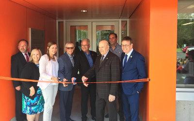 Saint-Roch-de-Richelieu: inauguration officielle de l'agrandissement de l'école