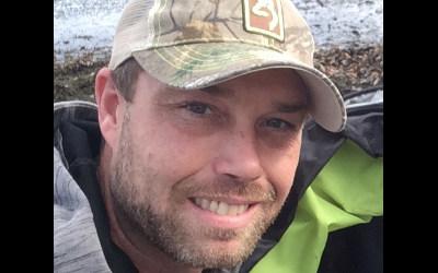 Appel à la population: disparition de Chad Gushue