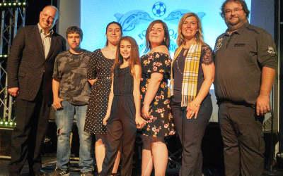 Festival jeunesse à Contrecoeur: des jeunes remplis de talents sur la scène