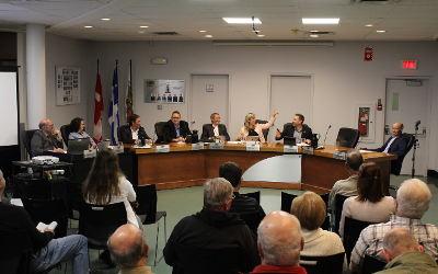 Conseil de ville de Contrecœur: une meilleure sécurité routière, avis publics, les finances 2017, des embauches, des ententes de services et bien plus!