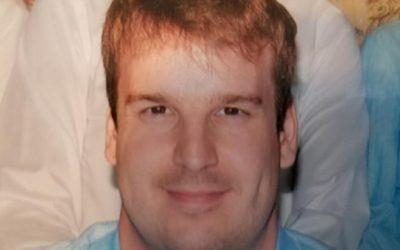 Appel à la population: disparition de Carl Michael Vernier