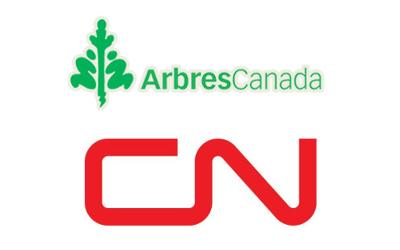 Dans le cadre du programme de plantation d'arbres ÉcoConnexions CN: Arbres Canada et le CN annoncent les bénéficiaires de subventions jusqu'à 25 000 dollars