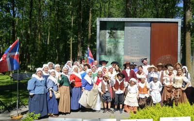 350e anniversaire de Contrecoeur: des moments riches à l'occasion de la journée dédiée à l'histoire de Contrecoeur