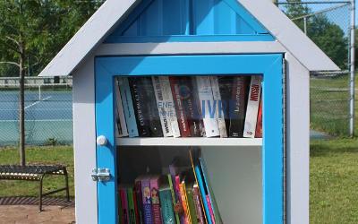 Contrecoeur: le plaisir de lire, partout !