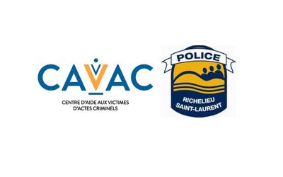 La CAVAQ à la Régie Intermunicipale de police Richelieu Saint-Laurent
