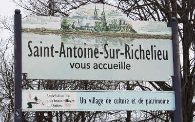 Saint-Antoine-sur-Richelieu: inscription aux activités d'automne