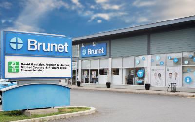 La succursale Brunet Contrecoeur entièrement rénovée grâce à un investissement majeur
