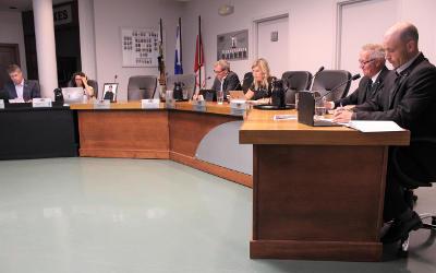 Conseil de ville de Contrecœur: un circuit d'entrainement au parc Joseph-Papin, la réfection de la rue Saint-Antoine, une plage urbaine et bien plus