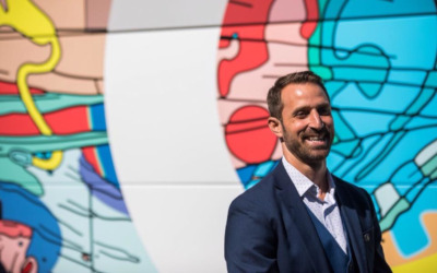 Cédric G.-Ducharme, candidat du Parti québécois dans Borduas: l'éducation, une priorité nationale permanente