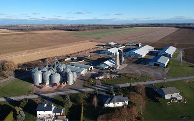 Portes ouvertes sur les fermes 2018 en Montérégie