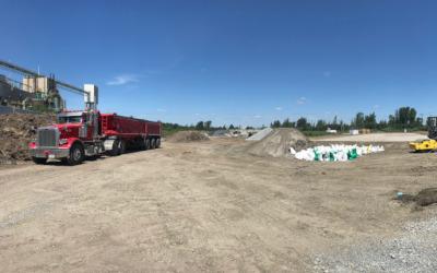 La décontamination d'un terrain de la compagnie IRVING réjouit le conseil municipal de Varennes