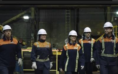 ArcelorMittal: une vidéo tournée à Contrecoeur et à Sorel-Tracy remporte un prix nord-américain