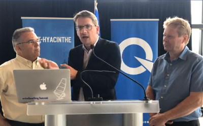 Le Parti Québécois propose une « déclaration de reconnaissance du patrimoine naturel et des infrastructures vertes »