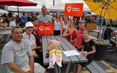 Verchères: une pré-campagne électorale bien amorcée pour Québec solidaire