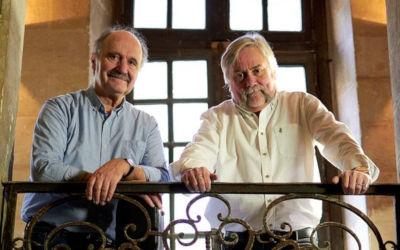 Chants de Vielles à l'année: Concert acoustique du duo Brou-Couton le 13 octobre