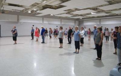 Club des 3 Générations de Verchères: la rentrée aux Cours de danse