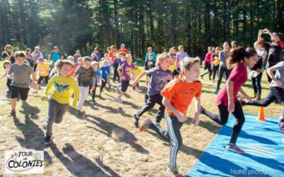 Tour des Colonies 2018‐ Seconde édition: Course chronométrée en forêt et animation gratuite pour les enfants !