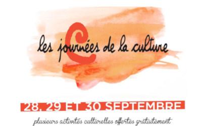 Saint-Antoine-sur-Richelieu: les Journées de la culture