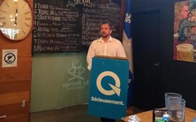 On a encore plusieurs cartes dans notre manche pour la Montérégie, sérieusement: Présentation des priorités régionales du Parti Québécois de la Montérégie