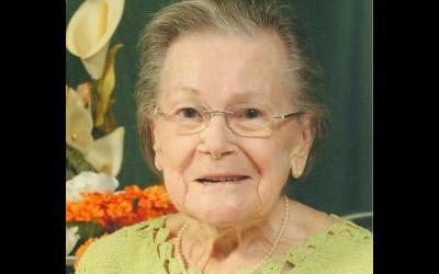 Verchères: un dernier hommage à Mme Marie-Jeanne Corbeil-Bissonnette