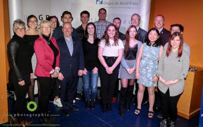 Les bourses de la Fondation du Cegep Sorel-Tracy: pour reconnaître l'excellence et la persévérance des nouveaux étudiants