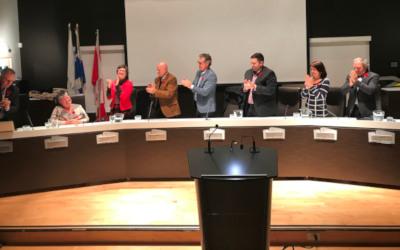 Varennes: le conseil municipal remercie Lyne Beaulieu pour sa grande implication