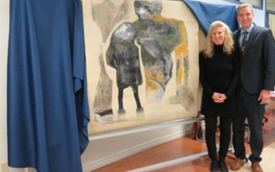Programme d'achat d'œuvre d'art à Verchères: une nouvelle acquisition