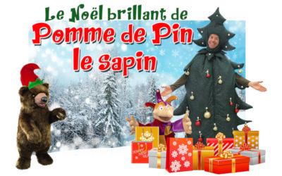 Saint-Roch-de-Rochelieu: Spectacle de Noël gratuit