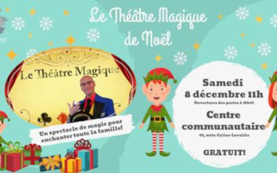 Théâtre Magique de Noël à Verchères
