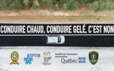 Tous unis contre l'alcool et la drogue au volant: Opération nationale concertée pour prévenir la capacité de conduite affaiblie