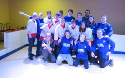 L'équipe d'impro Les Tire-Bouchons du Cégep de Sorel-Tracy demeure invaincue!!