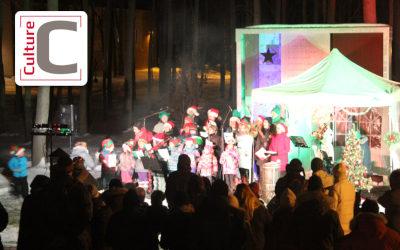 Culture C: 4e édition du concert de Noël au parc Cartier-Richard