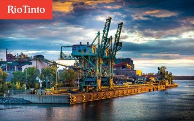 Rio Tinto nommé parmi les 100 meilleurs employeurs au Canada