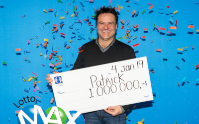 Un Verchèrois devient millionnaire juste avant Noël grâce au Lotto Max