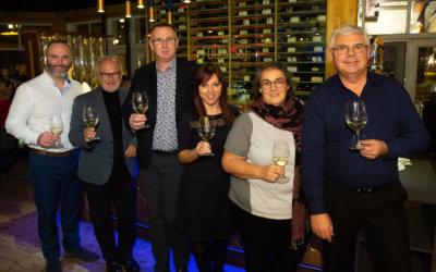 Au profit de la Fondation du Cégep Sorel-Tracy: succès pour la soirée de dégustation organisée par le restaurant Le Fougasse
