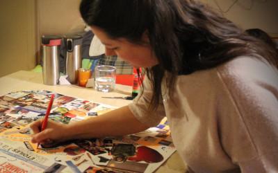 Du nouveau à Verchères ! Atelier «Roue de vie» : Créez un 2019 qui vous ressemble !