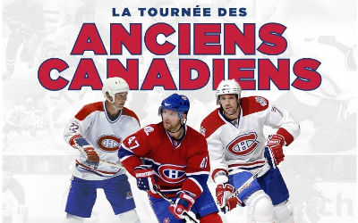 La FABE dévoile la composition de l'équipe des Anciens Canadiens