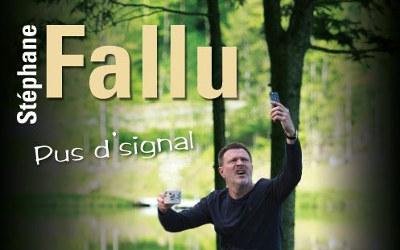 Stéphane Fallu en spectacle à Saint-Ours