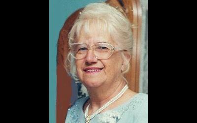 Contrecoeur: un dernier hommage à Mme Marielle Bonin Chaput
