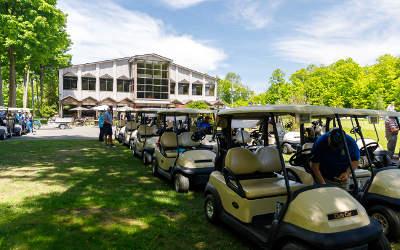 5 200$ pour les jeunes de Contrecoeur grâce au tournoi de golf du Club Optimiste